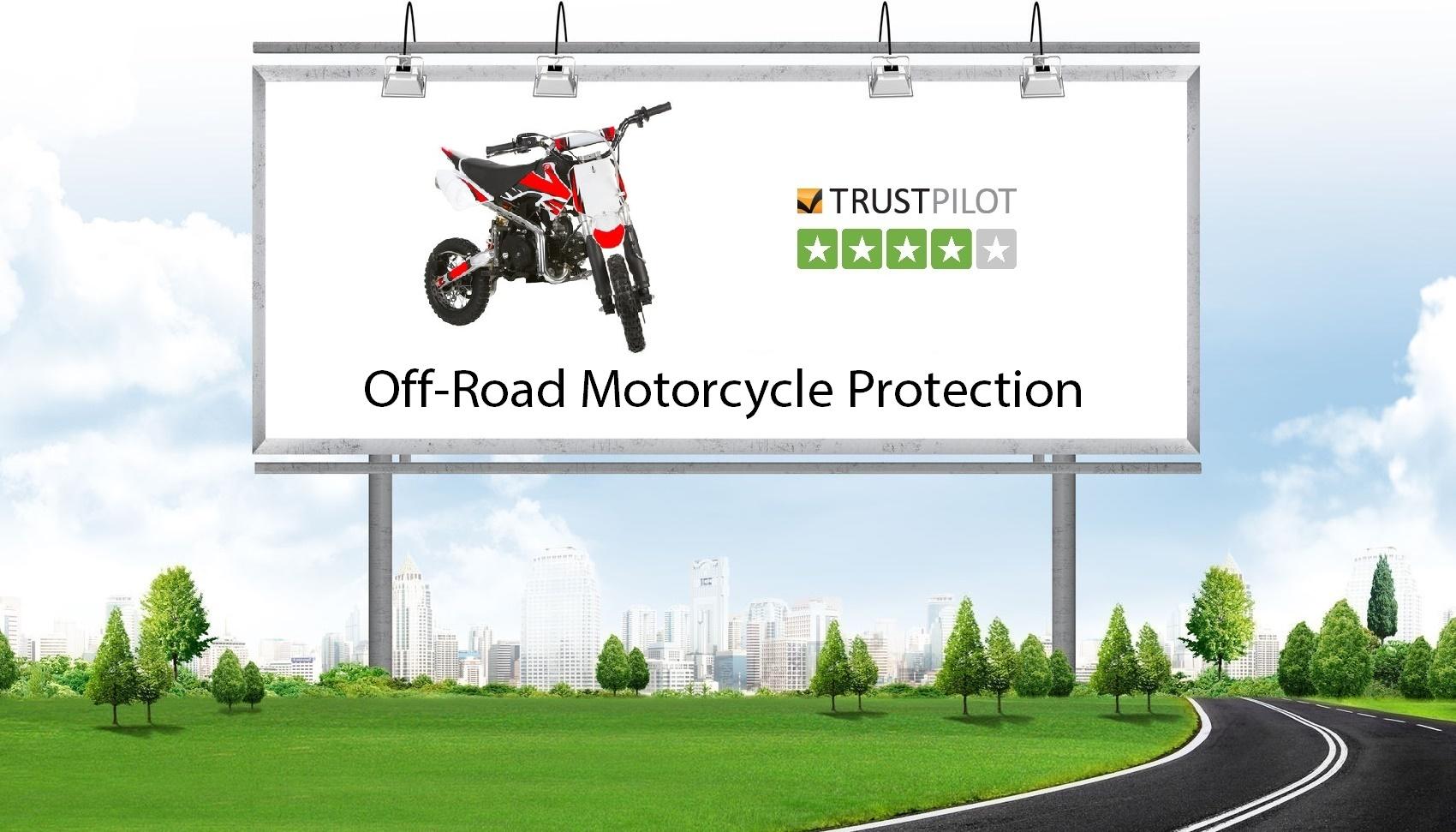 Off-Road Motorcycle Warranty