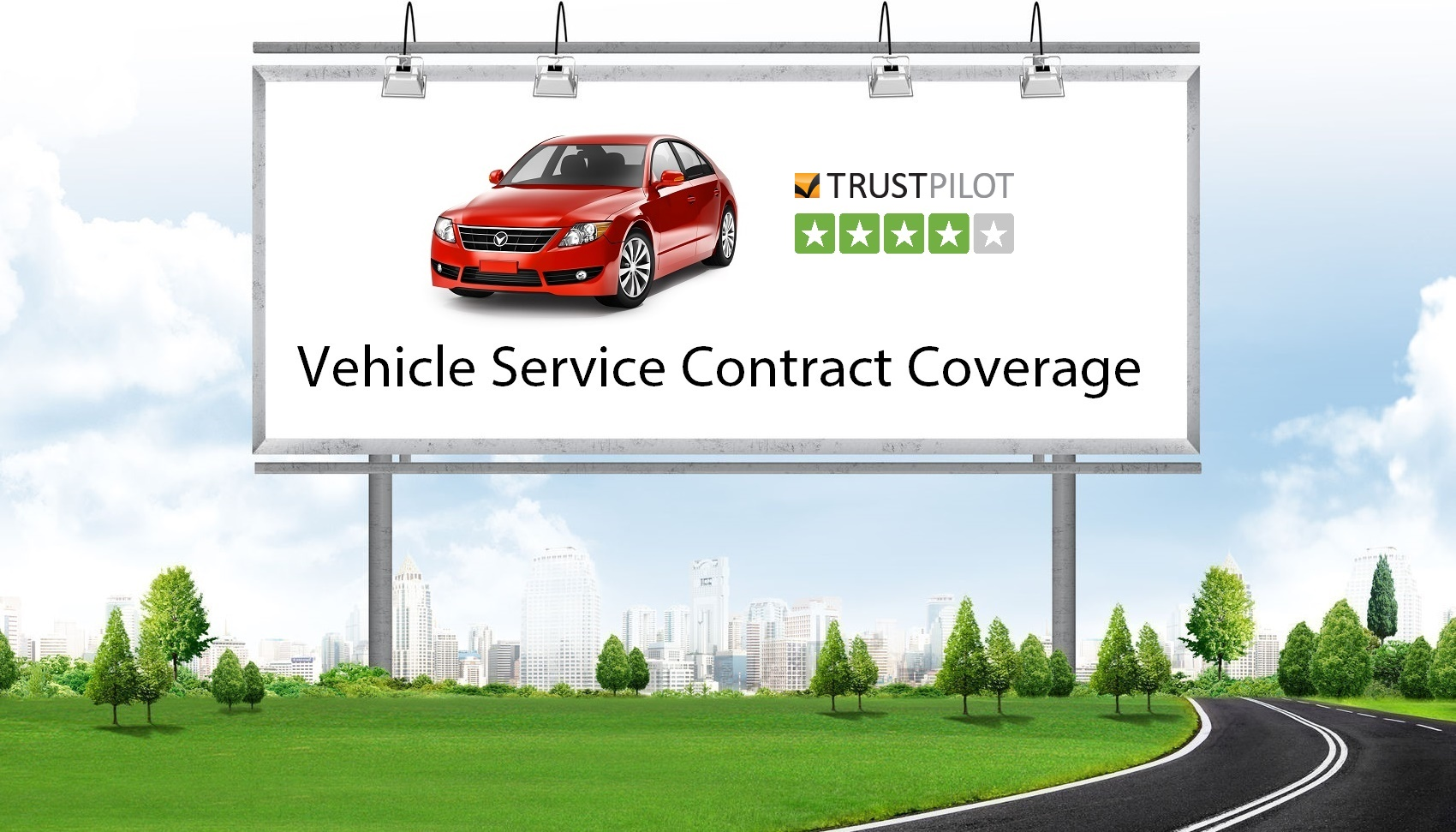 Vehicle Service Contract Coverage